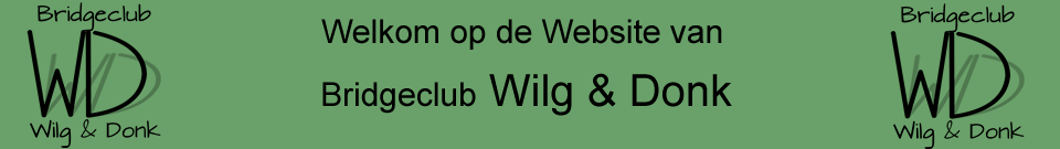 Bridgeclub Wilg & Donk
